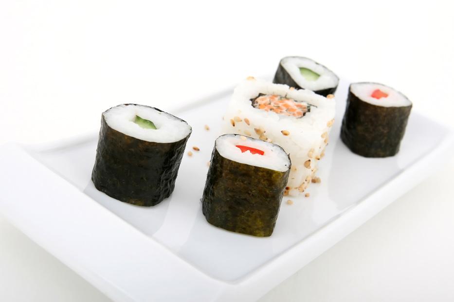 Des cours de cuisine spécial Sushi!
